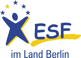 Logo Europäischer Sozialfonds im Land Berlin