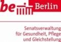 Logo Berliner Senatsverwaltung für Gesundheit, Pflege und Gleichstellung