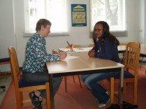 Beratung zu Weiterbildung bei Frauenzukunft e.V.